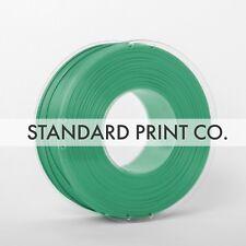 3D Printer Filament PLA Green 1.75mm 1KG 200g - Standard Print Co.