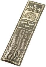 MAYUR JEAN PAUL GUALTIER INCENSE STICKS ( 8 STICKS PER PACK) - 2571