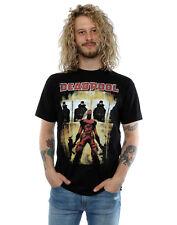 Marvel Men's Deadpool Target Practice T-Shirt