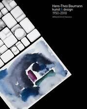 Fachbuch Hans Theo Baumann kunst & design, Vitra, Knoll, Rosenthal REDUZIERT NEU