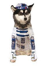 New R2-D2 Star Wars R2D2 Dog Pet Costume by Rubies Choose Size: S M L