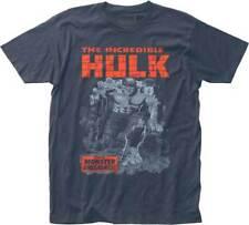 Marvel Comics The Incredible Hulk Breakthrough Monster Unleashed T Shirt HULK18