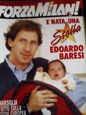 Forza Milan 3 1991 Franco Baresi per la rivincita