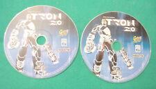 2 CD rom PC tron 2.0 buena vista interactive monolith