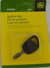 JOHN DEERE Genuine OEM Ignition Key GY20680 100 series Scotts Sabre LT L LA D
