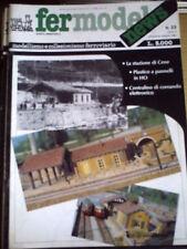 Fermodel News 23 1984 modificare locomotiva LIMA D 445