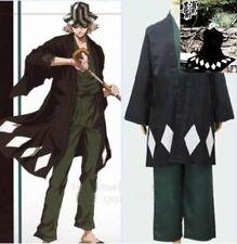 BLEACH Cosplay Costume for Cos Urahara Kisuke BLEACH Kimono Free shipping