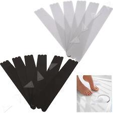 18 Anti Skid Shower Strips Non-Slip Stickers Shower Wetroom Safety Tape Mat BL