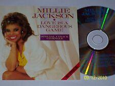 Millie Jackson - Love Is A Dangerous Game (Single/1986)