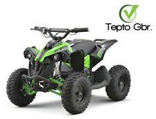✅Elektro Quad 1200 Watt Miniquad 48V Atv-Elektroquad Grün-Schwarz✅