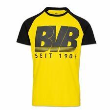 """BVB  T-Shirt  """"Seit1909"""" Raglan-Shirt Borussia Dortmund  Gr. M - 3XL"""