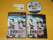 FIFA 2006 Ps2 Playstation 2 ver.ITA PRIMA STAMPA! TOP!!