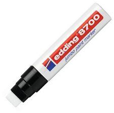 Edding 8700 Jumbo Paint Marker Pen, Medium 5 - 18 mm Wide Chisel Nib, Low Odour