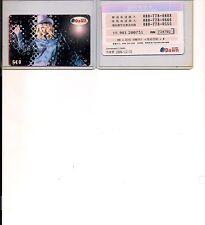 Madonna Japanese Phone Card-$10-Cowboy Hat