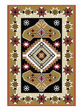 BISTI II VINTAGE 1920s Southwest Rug Design Counted Cross Stitch Pattern or Kit