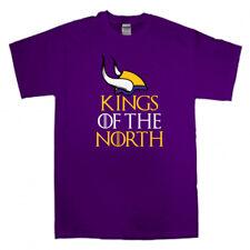"Minnesota Vikings Super Bowl ""Kings of the North"" Shirt"