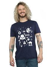 Star Wars Men's Christmas Decorations T-Shirt
