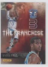 2009-10 Panini The Franchise #3 Chris Paul New Orleans Hornets Basketball Card