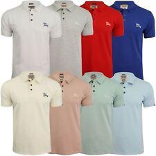 Tokyo Laundry - Camicie polo - 'Roseville' - Manica corta - Uomo