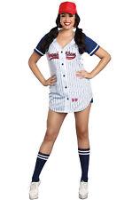 Baseball Grand Slam Homerun Outfit Plus Size Costume