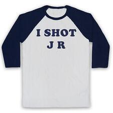FATHER TED I SHOT JR IRISH COMEDY TV SHOW AS WORN BY 3/4 SLEEVE BASEBALL TEE