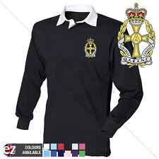 QARANC - Army Rugby Shirt Long Sleeve