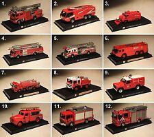 del Prado-Feuerwehrfahrzeuge der Welt-Sammlung-Collection-Modell-Fire Department