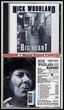 "NICK WOODLAND ""Big Heart"" (CD) 1992 NEUF"