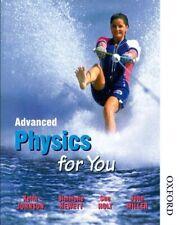 Advanced Physics for You, Miller, John Paperback Book