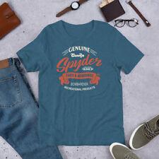 Can-Am Spyder Retro Short-Sleeve Unisex T-Shirt
