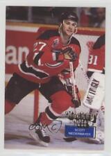 1994-95 Hockey Wit #54 Scott Niedermayer New Jersey Devils Card