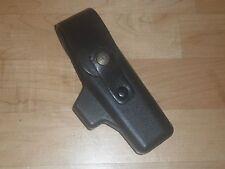 Polizia HOLSTER NoWar pelle/plastica Bepo p6 breve/Lang/pendolo Steg