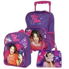 Violetta - Selección Set Viaje - Bolso - Mochila - Trolley