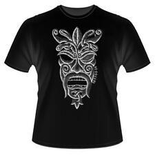 Viking Odin's Mask Design T Shirt. Norse Celtique Odin, Thor