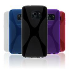 Silikon Hülle für BlackBerry Leap  X-Style + 2 Schutzfolien