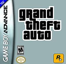 Grand Theft Auto (Nintendo Game Boy Advance, 2004)