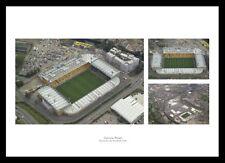 Norwich City Carrow Road Football Stadium Aerial Photo Memorabilia (NORMU1)