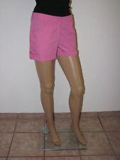 Trendi Damen Shorts Pants Hose kurz Gr. 32 34 36 38 40 42 Hose pink NEU SALE