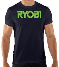 T-Shirt, Short Sleeve, Business or Professional, Tools, Ryobi, Gildan 100%Cotton