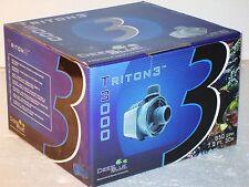 DEEP BLUE PRO Triton # 3 , # 4 or # 5  Submersible or External Dual Water Pump
