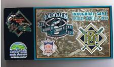 1998 Florida Marlins Stadium Giveway Pin Brewers