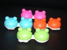 Froggy Linsenbehälter Kontaktlinsenbehälter Linsenbox Kontaktlinsendöschen