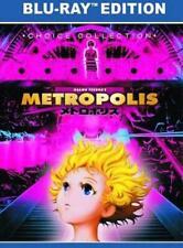 METROPOLIS NEW BLU-RAY DISC