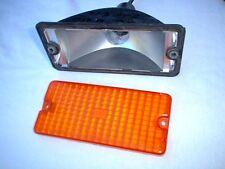 NICE 82 1982 Datsun B210 RH Turnsignal Turn Signal Front Bumper Corner Light
