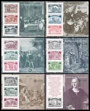 1992 Colombo - Portogallo - 6 foglietti