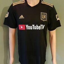 LA FC. Home Men's Soccer Jersey 2019/20 MLS Black