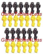 ULTIMATE REBUILD KIT FOR TORNADO TABLE ~ FOOSBALL MEN / FOOS MEN, BALLS, BUMPERS
