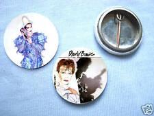David Bowie-Set Of Two  Badges Mott The Hoople T.Rex
