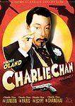 Charlie Chan Volume 1 DVD Box Set Free Shipping!