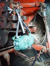Zapfwellen 2 Zylinder Kompressor für Traktor Zapfwellenkompressor 8 bar Druck